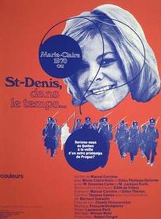 St-Denis, dans le temps