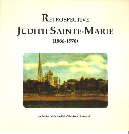 Judith Sainte-Marie