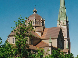 Cathédrale Saint-Antoine