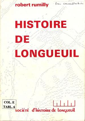 Histoire de Longueuil