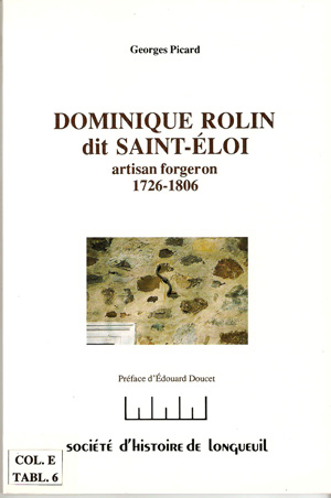 Dominique Rolin dit Saint-Éloi