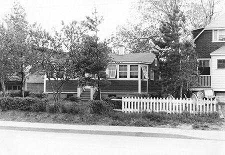 Vieille maison de cartier